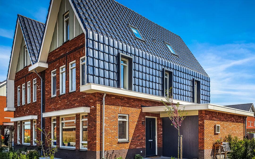 Polyester dakgoten, dakranden, luifelbanden en kaders | Alkmaar