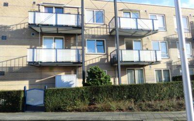 Lichtgewicht polyester balkons