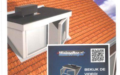 Airconditioning op uw dakkapel: minirooftop